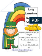 Lucky Leprechaun Shapes of Gold Game
