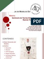 Análisis de Modelo Educativos