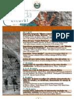 Agenda Cultural + Casas de La Cultura en MARZO