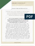 Hamartiology PDF