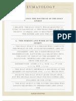 Pneumatology PDF