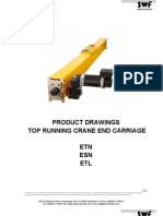 Drawings SWF Top Running End Carriages ETN-ESN-ETL ENG