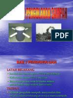 Komposting sampah