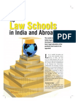 Top Law Schools in India and Abroad