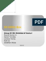 5S Utility Box Presentation