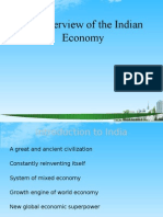 An Overview of the Indian Economy PPT @ BEC DOMS BAGALKOT