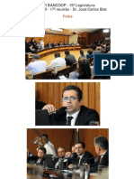 Promotor Jose Carlos Blat do MPSP participa da CPI BANCOOP e diz que ofertou denuncia contra João Vaccari Neto