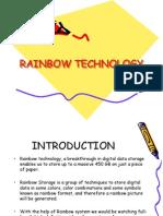Rainbow Technology Ppt