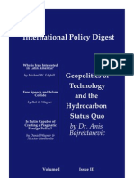 International Policy Digest - February Vol. I Issue III