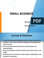 Small Business Ppt