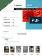 Uji Protein, Amilum, dan Senyawa Karbon