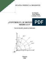 Controlul Si Monitoringul Mediului Curs DS