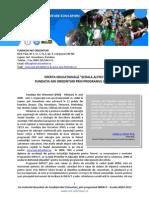 Fundatia Noi Orizonturi_Oferta Scoala Altfel 2012