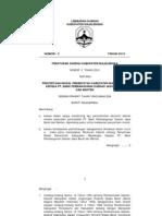 Peraturan Daerah Nomor 2 Tahun 2010 Tentang Penyertaan Modal Bank Jabar Banten