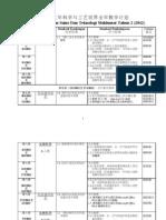 二年级三生教学计划_华语练(补笔画,写一写)