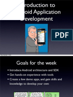 Android Training Deck