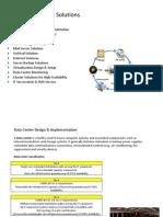 Data Center Design Infrastructure