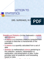 1-Introduction to Statistics_chapter 1
