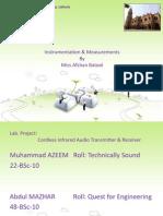 Infrared Transmitter & Receiver.ppt