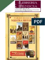 Promoción Regalo Novela Histórica
