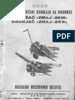 Katalog Delova ZMAJ-2KM
