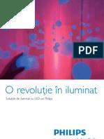 Corpuri Si Surse de Iluminat LED Brochure RO Philips