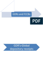 GDR_s-Global Depository Receipts