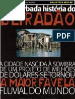 Texto - A conturbada história do Beiradão (Revista TERRA nº122 - Junho de 2002)