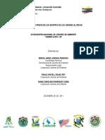 Documento previo de los aportes de los jóvenes a Río+20