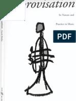 Derek Bailey - Improvisation - Its Nature and Practice in Music