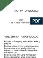 PENGANTAR PATOFISIOLOGI