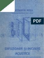 Difuzoare Si Incinte Acustice