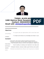 Alvin Jan Tugas