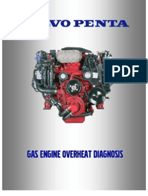 Volvo Penta Overheat Diagnosis | Leak | Pump
