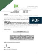 análisis de ácidos carboxílicos
