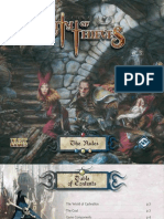City of Thieves Rulebook