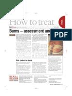 Burn Assesment