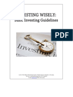 Interested in Investing Booklet
