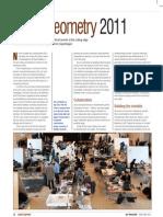 Smart Geometry 2011 AEC Magazine