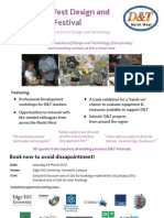 North West D&T Flyer 2012 (Email Size)