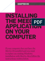 Chapter 10_Installing the MeeGo OS Onto Your Computer