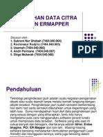 Pengolahan Data Citra Dengan Ermapper
