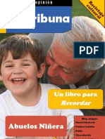 Revista La Tribuna de Opinion. Marzo de 2012. La revista en la que tú puedes opinar