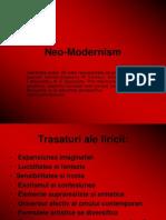 Neomodernismul