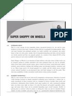 Super Shoppy on Wheels
