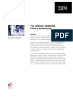 IBM Consulting Strategies for Success in the Consumer Electronics Industry 2