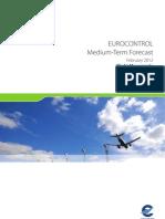 Eurocontrol - Medium Term Forecast - Flights 2012-2018