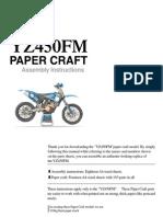 Yz450fm Assembly Full