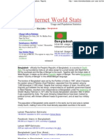 Bangladesh Internet Usage and Telecommunications Reports