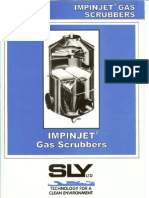 Impinjet Gas Scrubbers